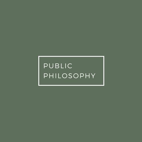 Public Philosphy